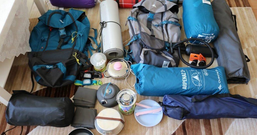 Kamp Yapmak İçin Gerekli Malzemeler 6