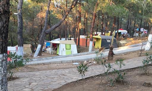 zmir Karavan Kampı