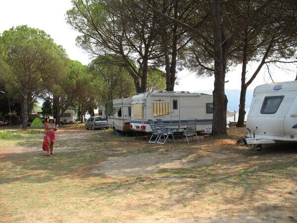 Balıkesir Kamp Alanları ve Karavan Alanları