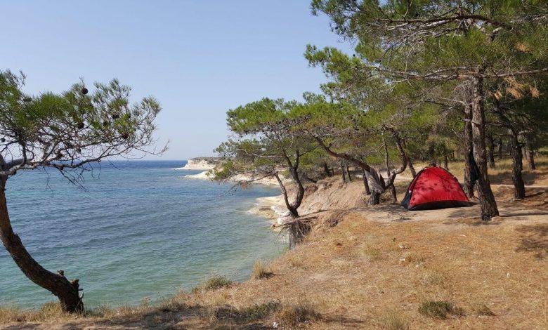 Canakkale Kamp Alanlari ve Karavan Alanlari