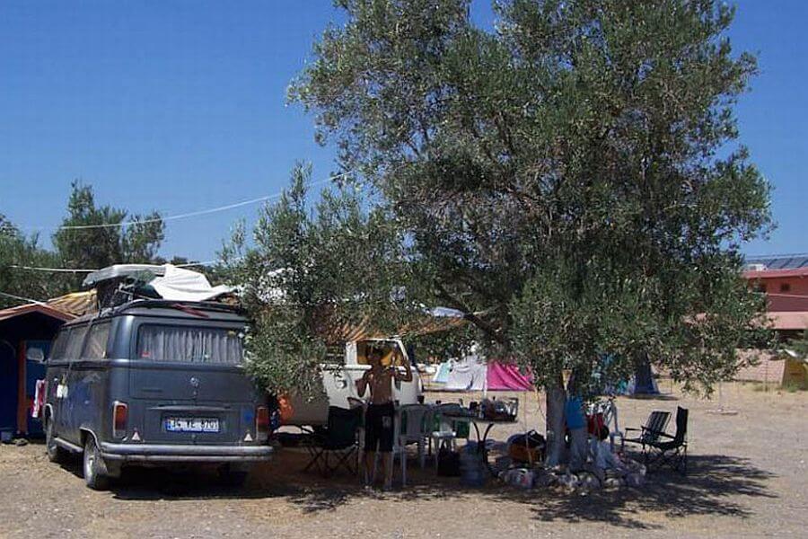 Çanakkale Kamp Alanları -Gıdışım Camping