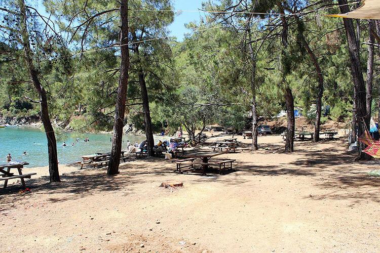 Katranci Orman Camping 4