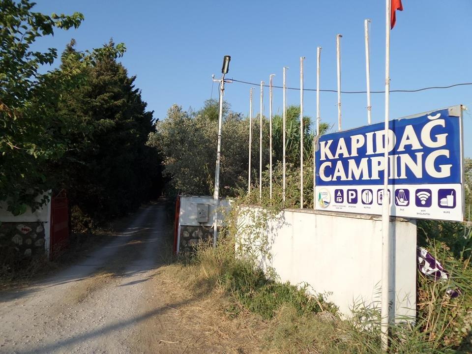 kapidag kamp