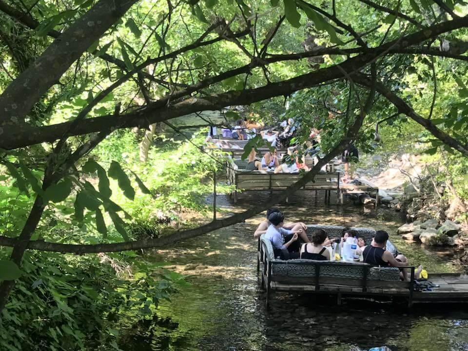 Balikesir Kamp Alanlari Naturland Bungalow Otel Camping 4
