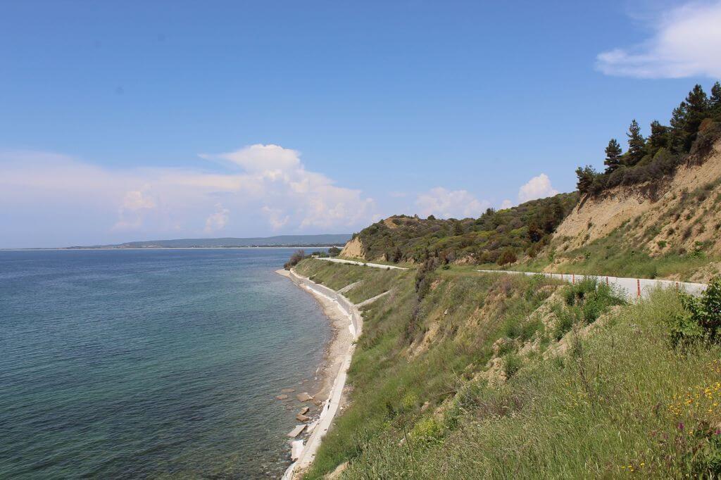 Canakkale Kamp Alanlari Anzak Koyu Plaji Kamp Alani 4