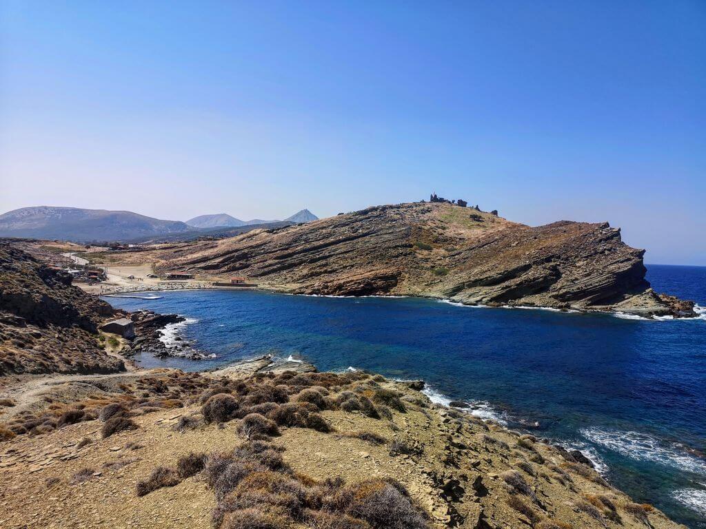 Canakkale Kamp Alanlari Yildiz Koyu Kamp Alani 2