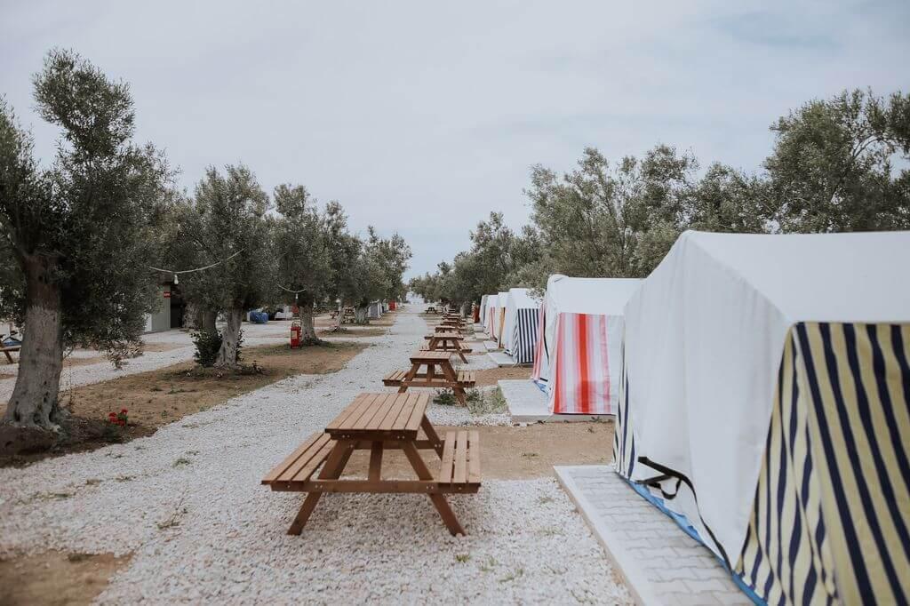 Çanakkale Kamp Alanları - Zeus Camping