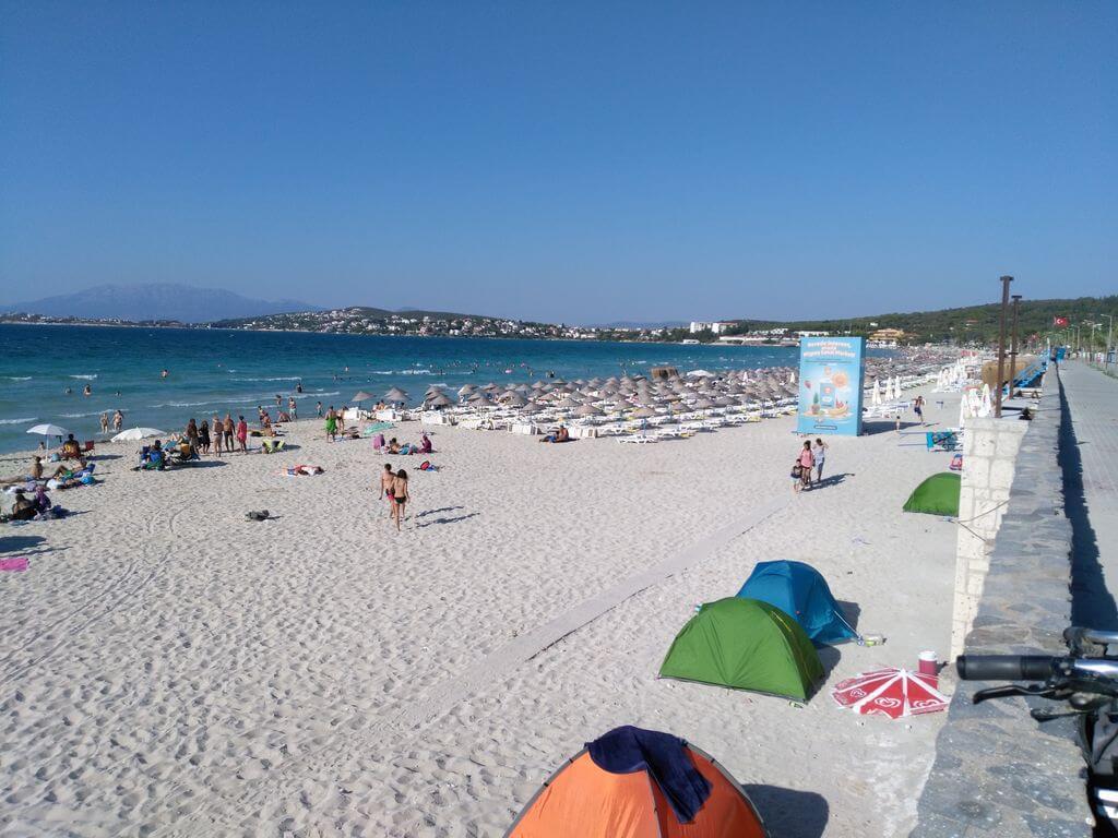 Izmir Kamp Alanlari Ilica Halk Plaji Kamp Alani 5