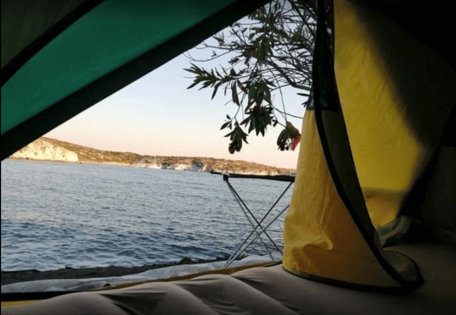 Izmir Kamp Alanlari Sazlica Yaren Camping 4