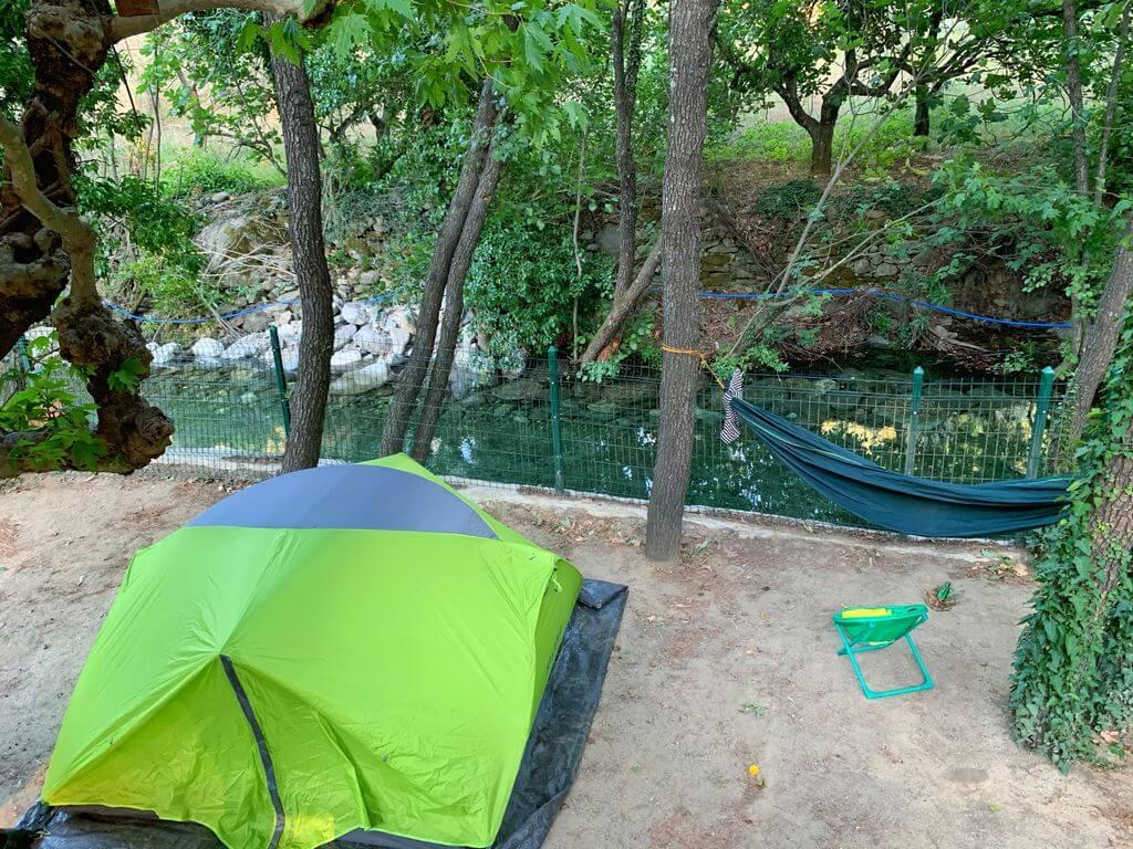 Troltunga Camping 2