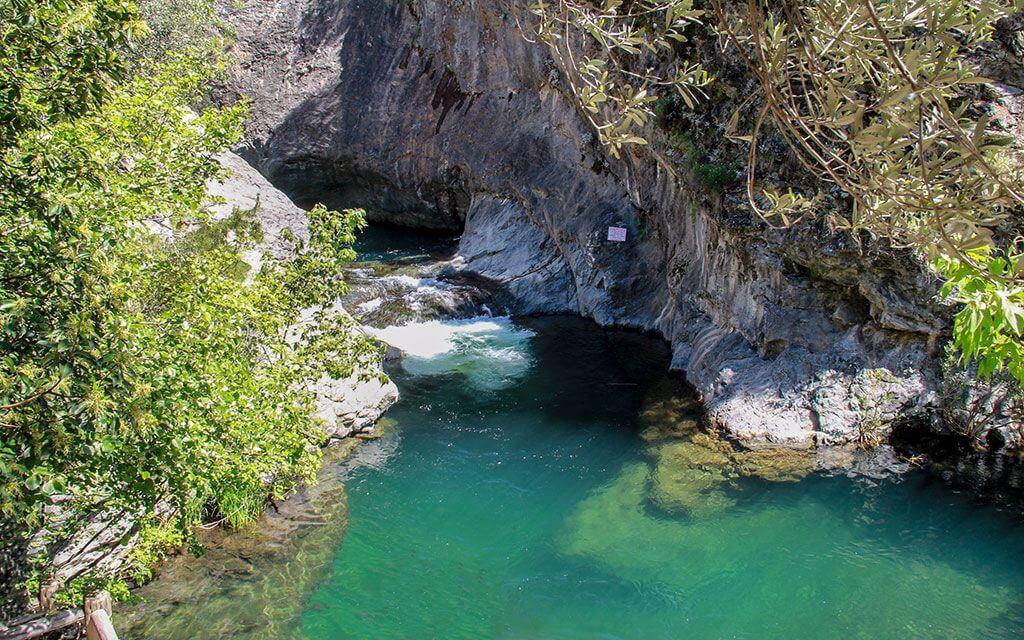Canakkale Kamp Alanlari Mihli Selalesi Kamp Alani 2