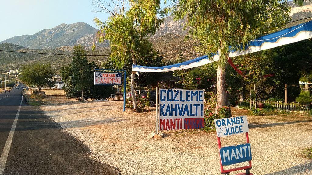 Antalya Kamp Alanlari Kalkan Camping 5