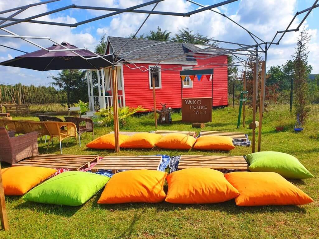 Tiny House Konaklama - Yako House & Park