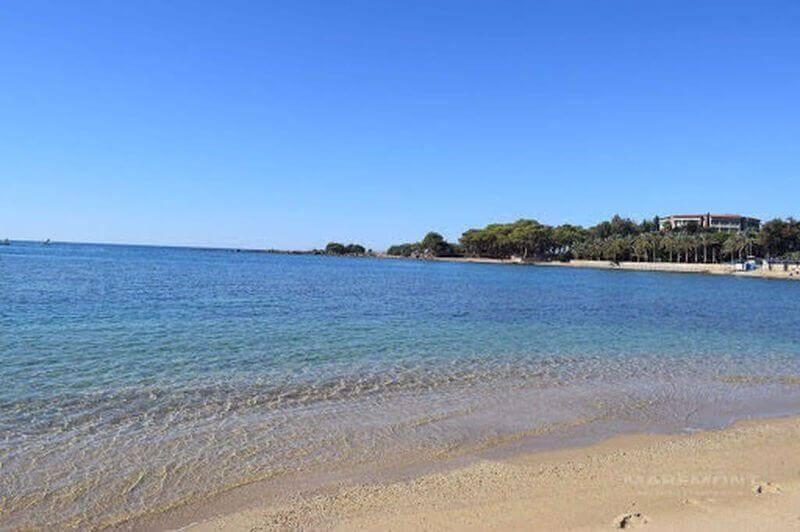 Alanya Ücretsiz Kamp Alanları – İncekum Plajı