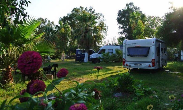 Demre Kamp Alanlari Andriake Camping