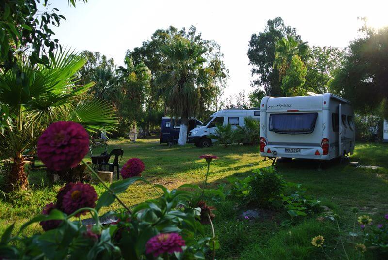 Demre Kamp Alanları - Andriake Camping