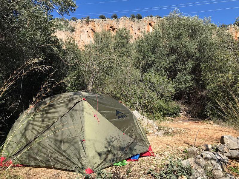 Geyikbayırı Kamp Alanları - Flying Goat Camp & Hostel