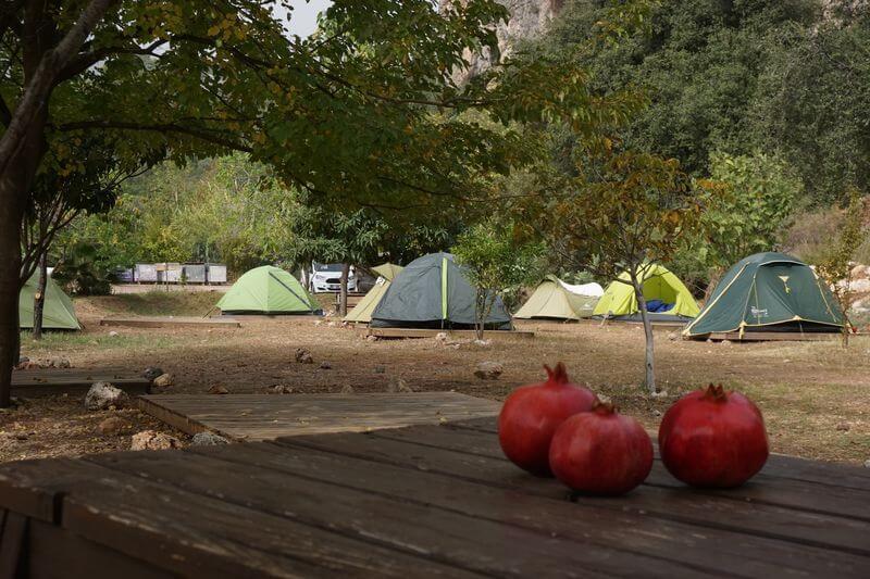 Geyikbayırı Kamp Alanları - Josito Guesthouse Camping