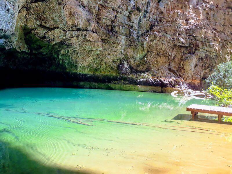 İbradı Kamp Alanları - Altınbeşik Mağarası