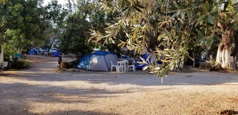 Kaş Kamp Alanları - Olympos Mocamp