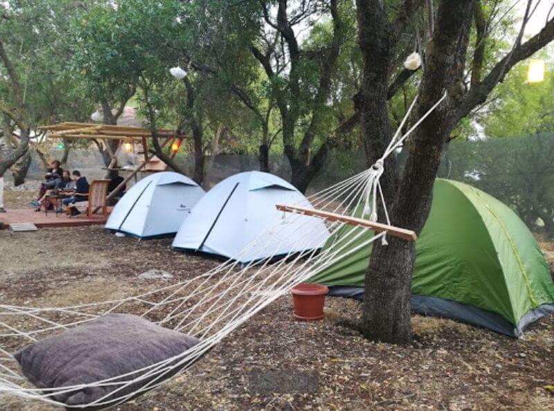 Kas Kamp Alanlari Seles Camping