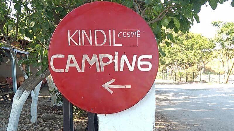 Kemer Kamp Alanları - Kındıl Camping