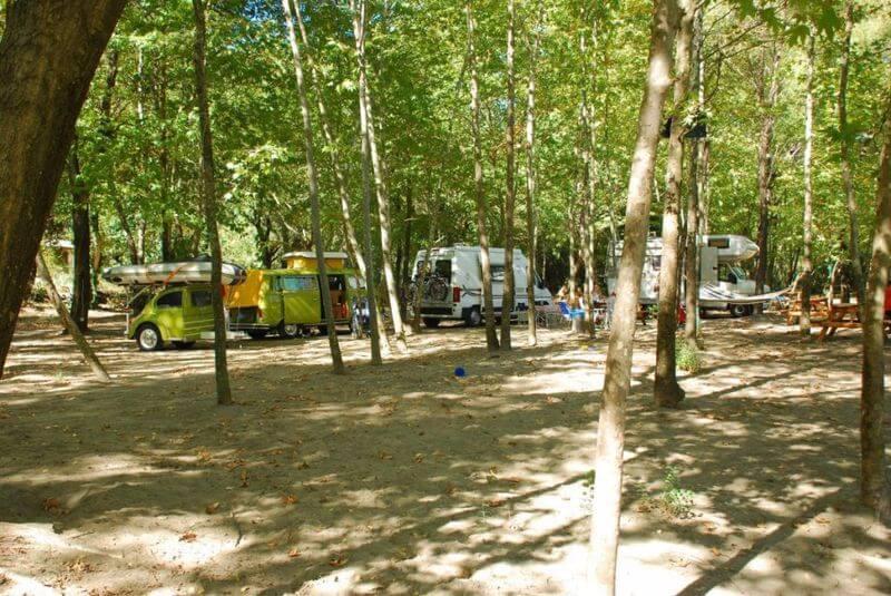 Manavgat Kamp Alanları - Gökçesu Camping