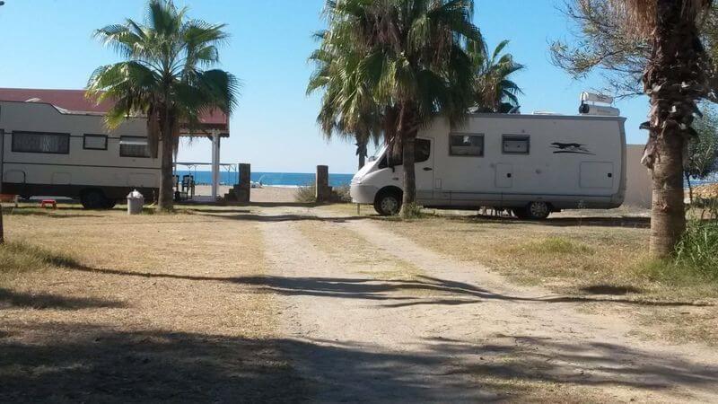 Manavgat Kamp Alanları - Osay Camping