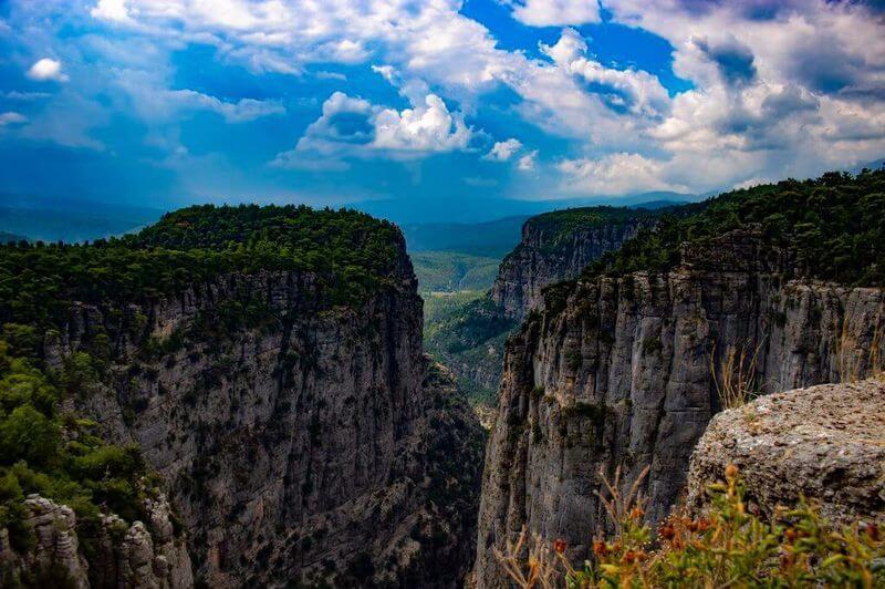 Manavgatkampalanlari tazi kanyonu