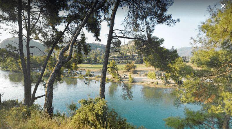 Serik Kamp Alanları-Sarıabalı Köyü Kamp Alanı