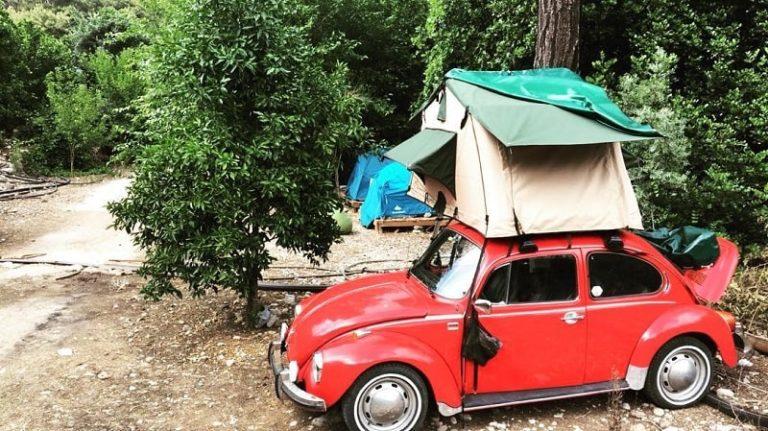 halanin yeri camping