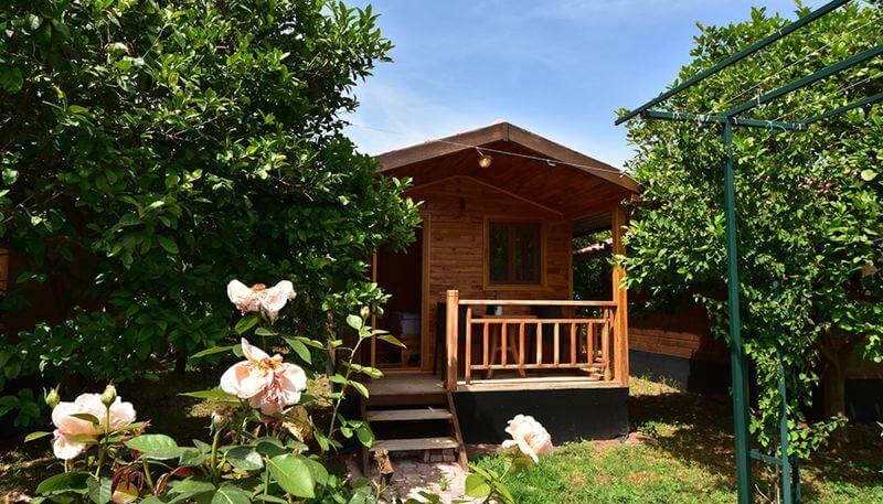 Antalya Bungalov Oteller-Lemon Garden