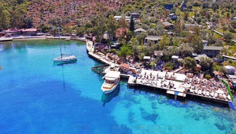 Antalya Bungalov Oteller Nuris Beach Bungalow