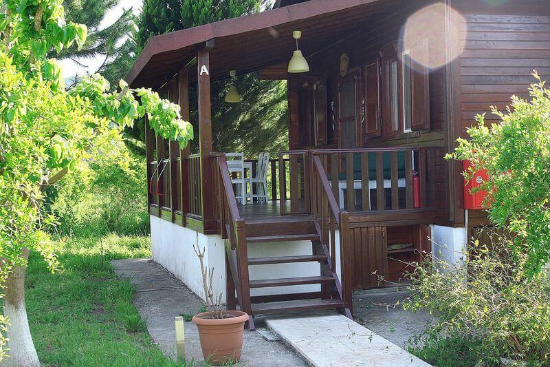 Hemera Otel Antalya Bungalov Evleri