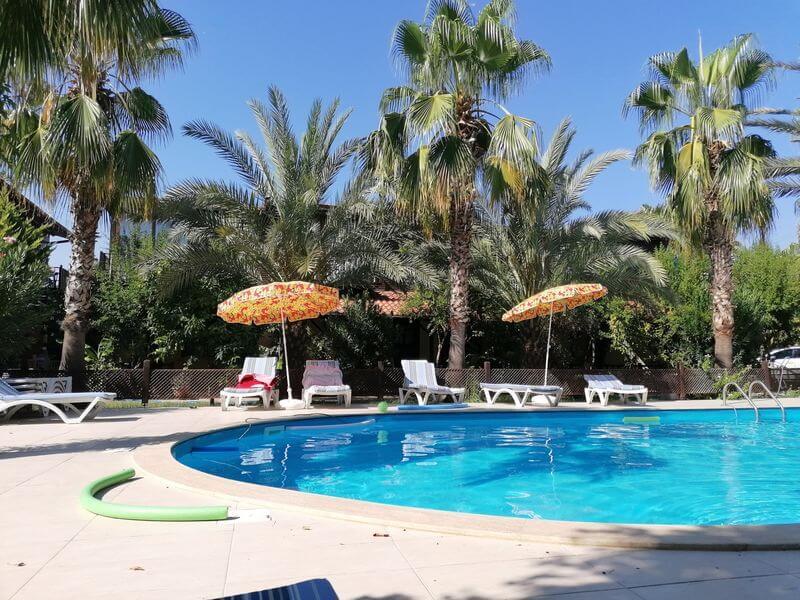 Antalya Bungalov Evler-Kütle Hotel