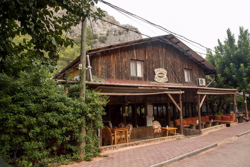 Antalya Bungalov Oteller-Varuna Pansiyon