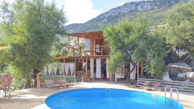 Oread Garden Antalya Bungalov Oteller