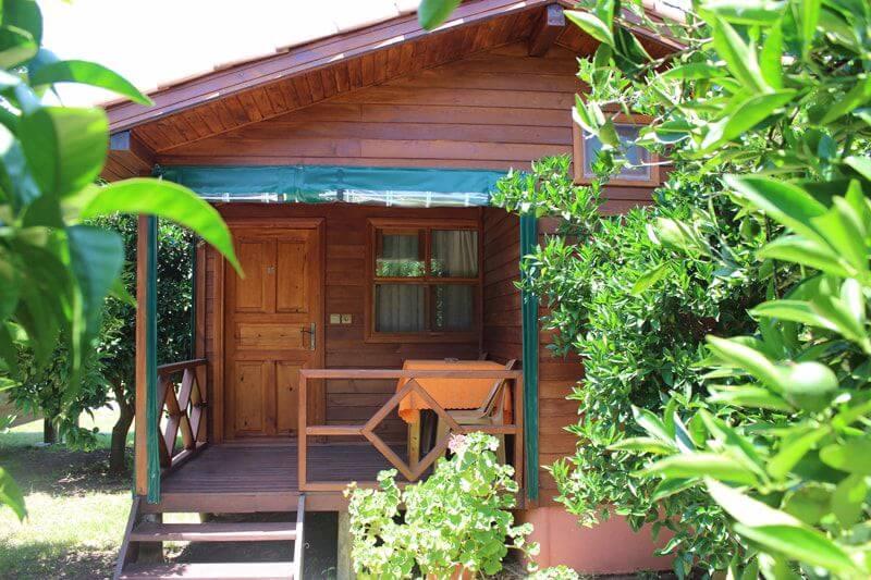 Antalya Ağaç Evleri-Plaj Otel