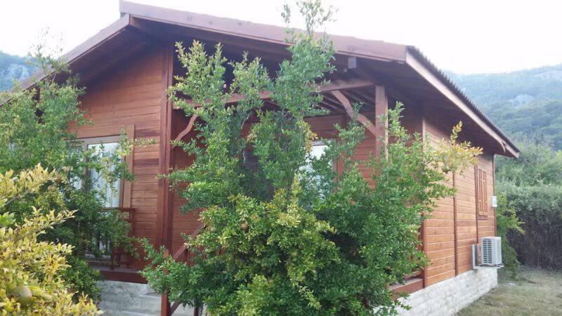Antalya Ağaç Evleri-Granade Garden
