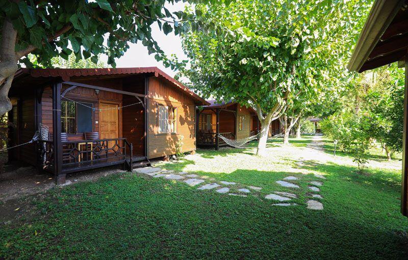 Antalya Agac Evler Ozge Bungalow Hotel