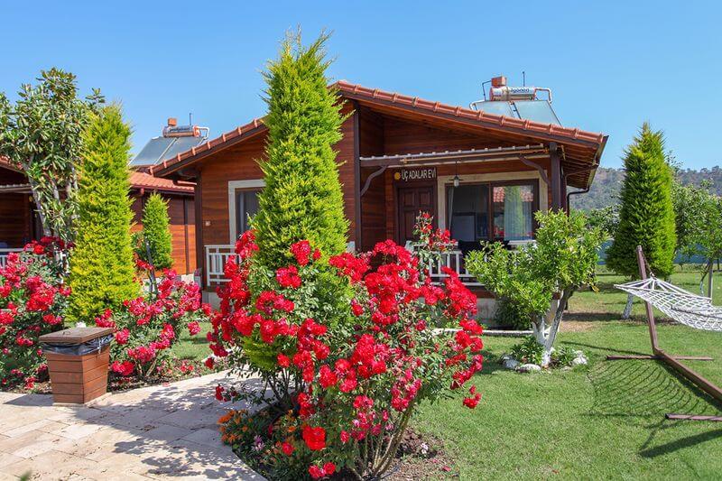 Antalya Agac Evler Ruya Villen Park