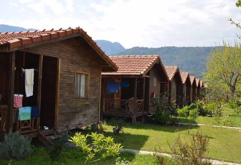 Antalya Bungalov Evleri Bungalow Sky Cirali
