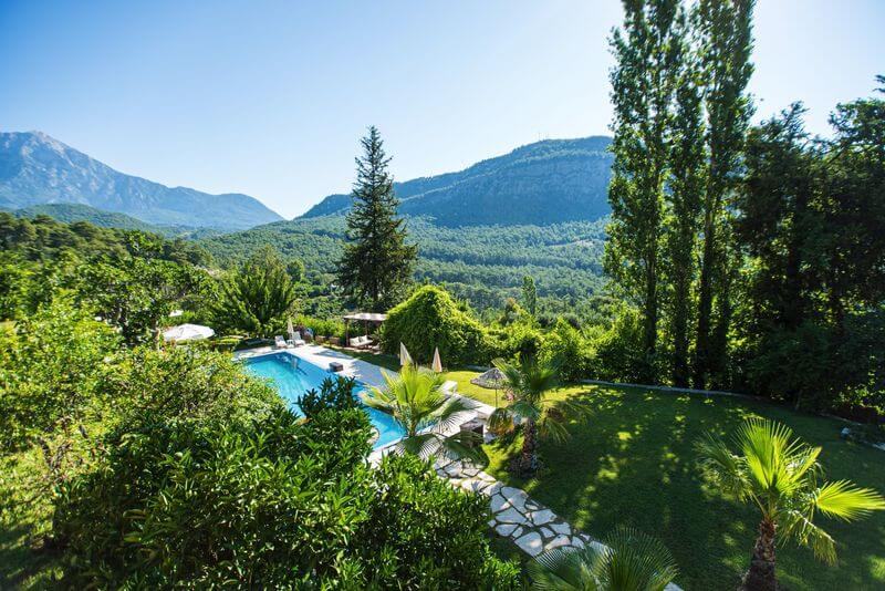 Antalya Bungalov Oteller-Lycia Hotel