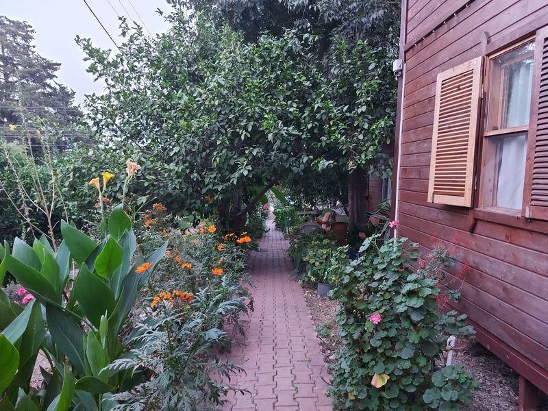 Antalya Bungalov Naz Apartlari Cirali 6
