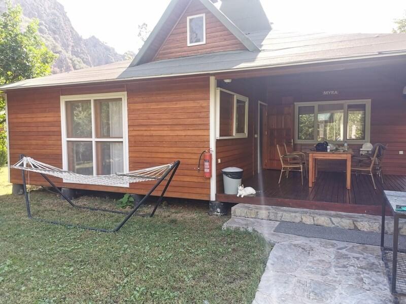 Antalya Bungalov Oteller Arcadia Villas 2
