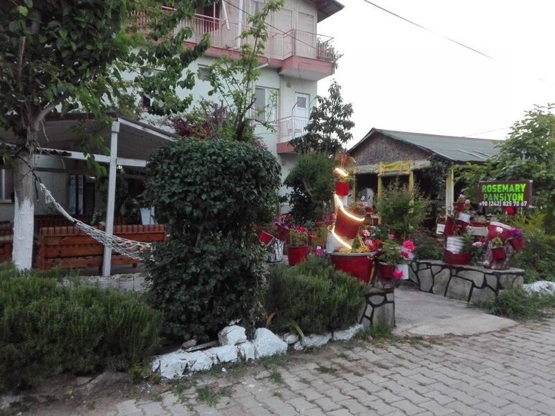 Antalya Bungalov Oteller-Rose Mary Pansiyon