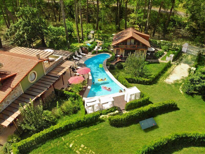 Zumrut Cirali Butik Hotel