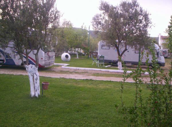 Bergama Caravan Camping