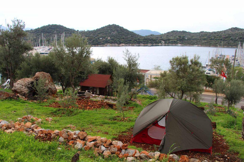 Kaş Evren Camping 1