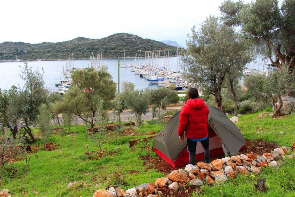 Kaş Evren Camping 2